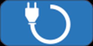 Exemple de panneau additionnel avec symbole cable