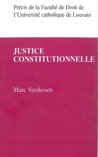 Justice constitutionnelle