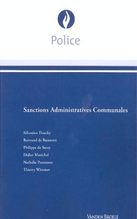 Sanctions Administratives Communales